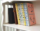 Vintage Best in Children's Books - 7 Volumes, circa 1950's