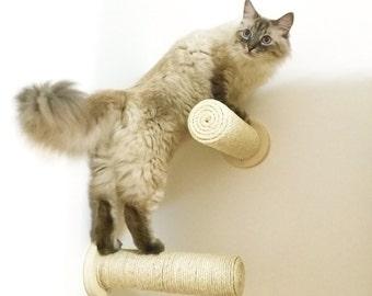 P-RULLI - Wall scratcher - Furniture for cats