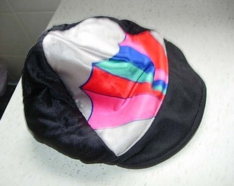 vintage cycling cap