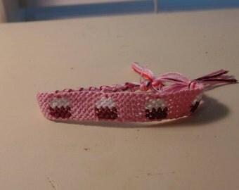 Cupcake Friendship Bracelet