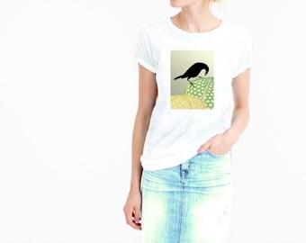 100% cotton preshrunk tee shirt