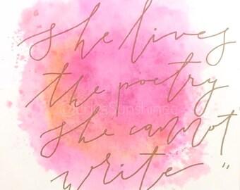 Oscar Wilde quote (original copy)