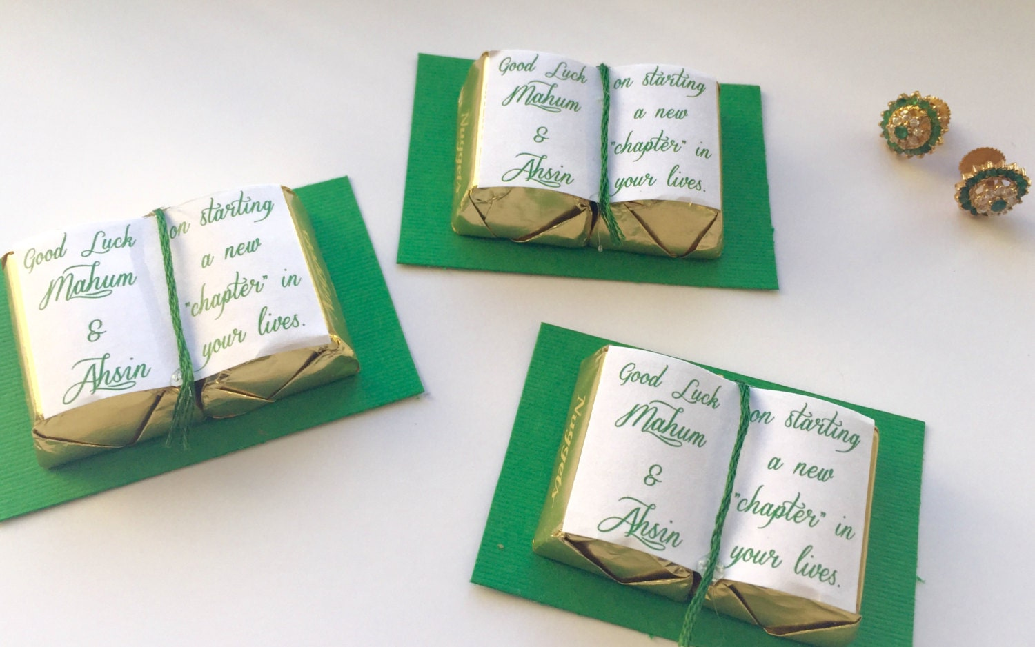 Engraved Wedding Party Gifts: Bridal Shower Favors Personalized Wedding Favors Graduation