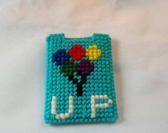 Up gift card holder