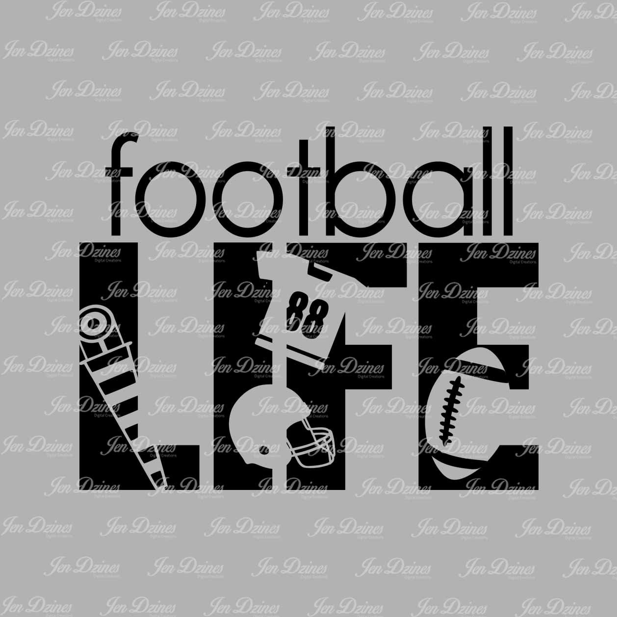 the football life Watch every nfl game live including playoffs and super bowl, plus nfl redzone and 24/7 streaming of nfl networka football life.