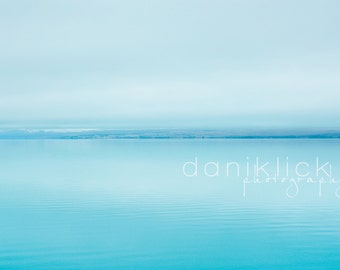 Lake Pukaki - turquoise waters - New Zealand