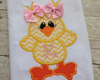 Easter shirts for toddler girls - Easter outfit baby girl - Girls Easter shirt - 1st Easter outfit girl - Easter chick shirt - Easter shirt
