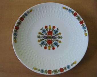 Vintage Mitterriech Dessert Plates