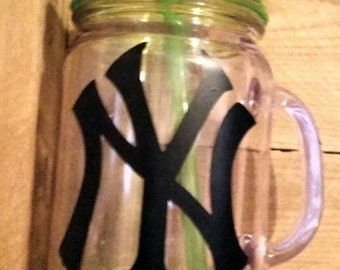 New York Yankees decal