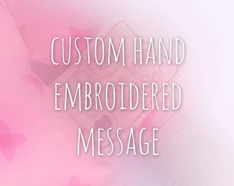 Custom Message Add On for ALLY
