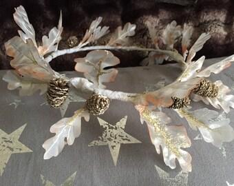 Woodland Fairy Princess Crown