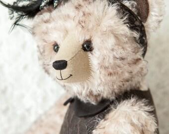 Bekkiebears Eve OOAK artist teddy bear