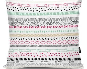 Decoartive pillow Aztec