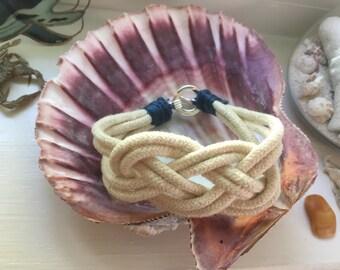 Nautical Sailor's Knot Bracelet
