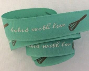 Baking Ribbon