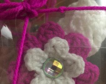 crochetted Headband