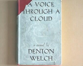 A Voice Through a Cloud - Denton Welch