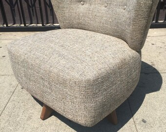 Mid Century Swivel Chair by Kroehler