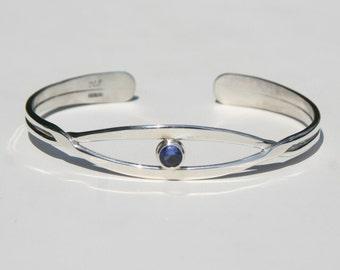 Tanzanite Eye  Bracelet