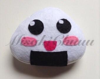 Riceball/ Onigiri plushie