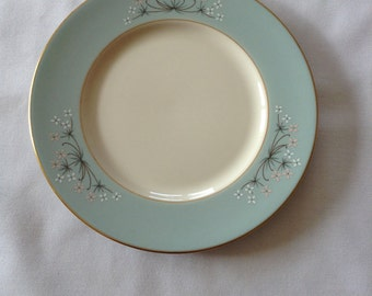 Franciscan Gladding McBean & Co. China Montecito salad/luncheon  plate