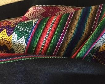 Textile, South America
