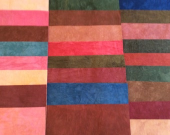 Cherrywood Hand Dyed Fabric