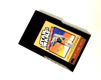 Star Wars: The Empire Strikes Back for the Intellivision or INTV Video Game System