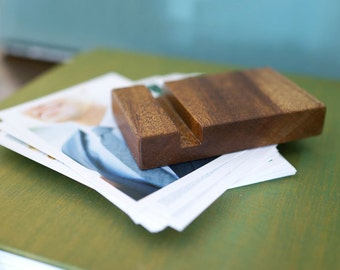 Mini Wooden Stand