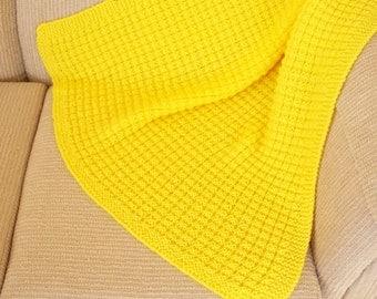plaid knit etsy. Black Bedroom Furniture Sets. Home Design Ideas