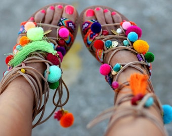 Summer fashion accessories