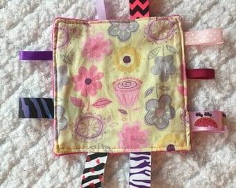 Flower Baby Sensory Toy