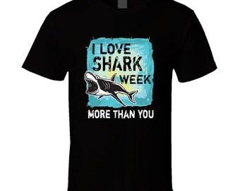 Shark T-shirt. Shark tshirt for him or her. Shark tee as a Shark idea gift. A great Shark gift with this Shark t shirt