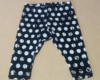 Polka Dot Baby Leggings/Tights