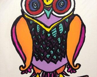 Hibou/owl
