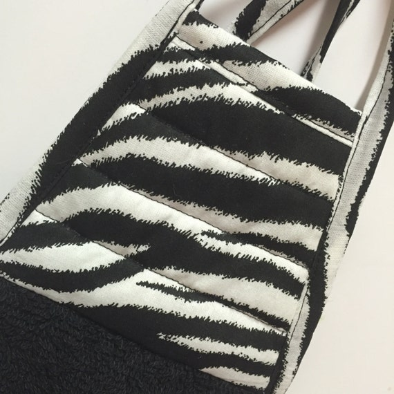 Items Similar To Zebra Animal Print Zebra Kitchen Towel