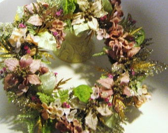 Sparkly Holiday Wreath