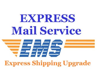 EMS fast shipping