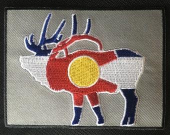 RutTuff Colorado patch