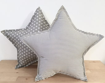 Star Pillows | Star Cushion | Baby Star Pillow | Nursery Decor | Baby Pillow | Kids Room Decor