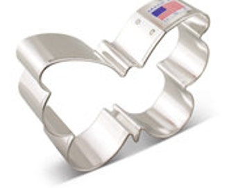 Butterfly Cookie Cutter 4""