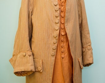 Man's colonial 3 piece suit