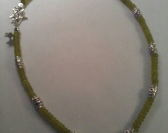 Jade & Tibetian Silver