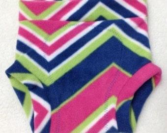 Fleece Soaker Cloth Diaper Cover