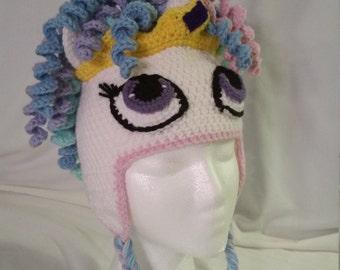 My Little Pony Earflap Hat