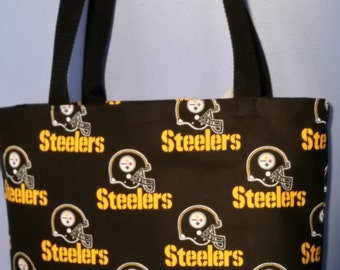 Pittsburgh Steelers Tote