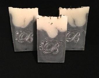 Black Tea Bar Soap