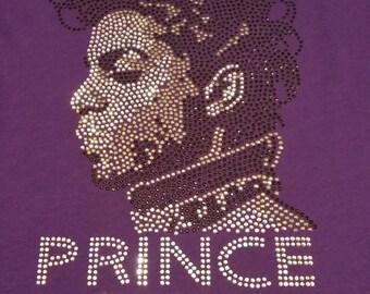 PRINCE Bling Tshirt