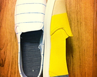 Pencil & notebook Paper Shoes