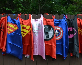 Superhero Cape Set